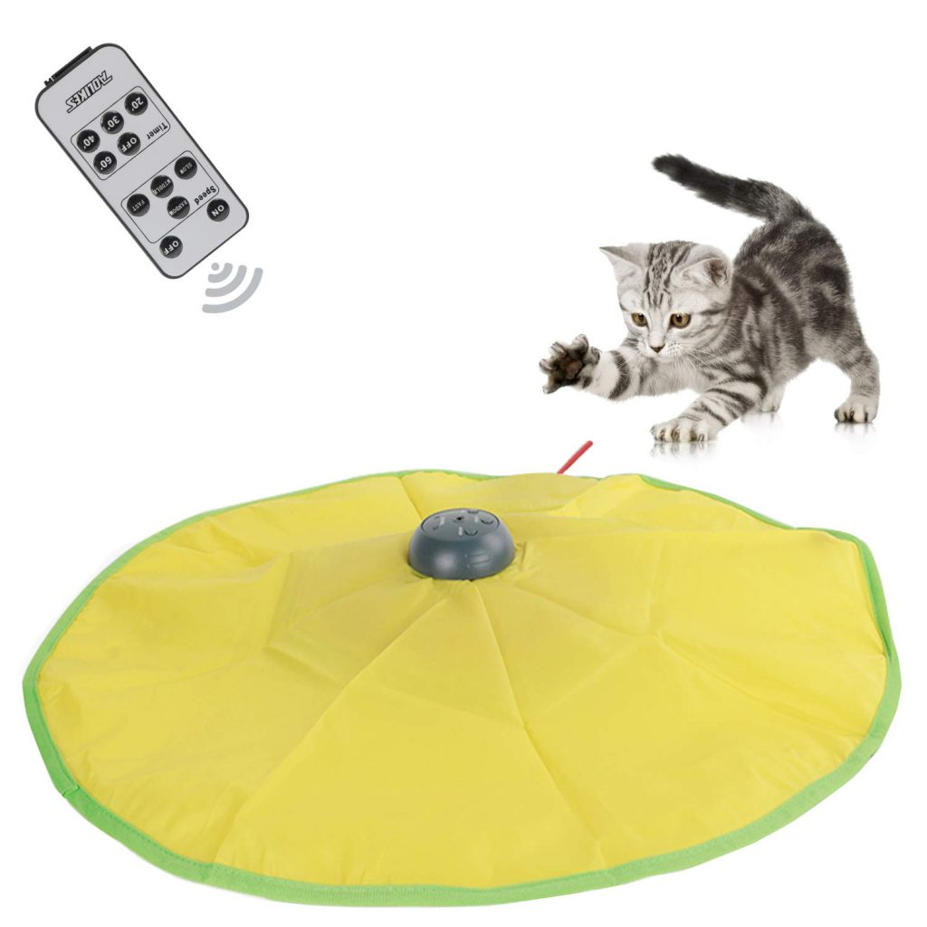 Aolikes Interactive cat toy